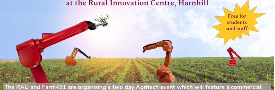 agritech and the future of british